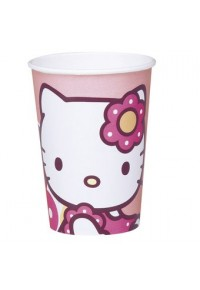 HELLO KITTY bekertjes