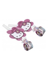 HELLO KITTY feesttoeters
